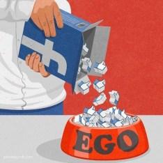 Alimentación del ego de los animalistas