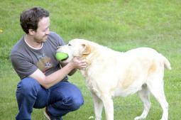 Paco y su pelota