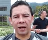 Juan Camilo Botero, alcalde de El Retiro