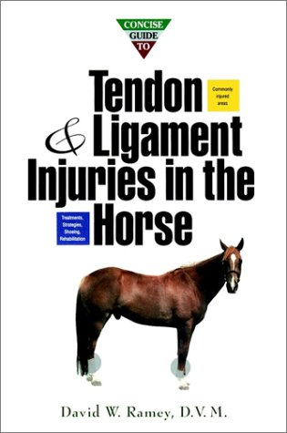 A Concise Guide to Tendon and Ligament Injuries in the Horse