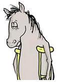 Lame Horse
