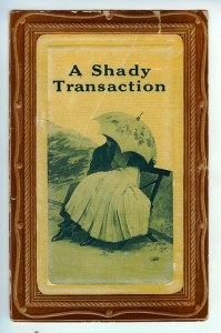 Shady Transaction
