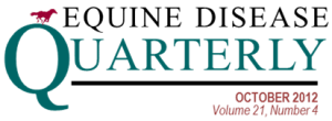 Equine Diease Quarterly