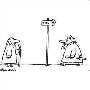 Truth.Cartoon