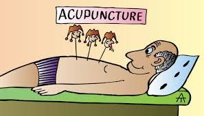Acupuncture.clowns.cartoon