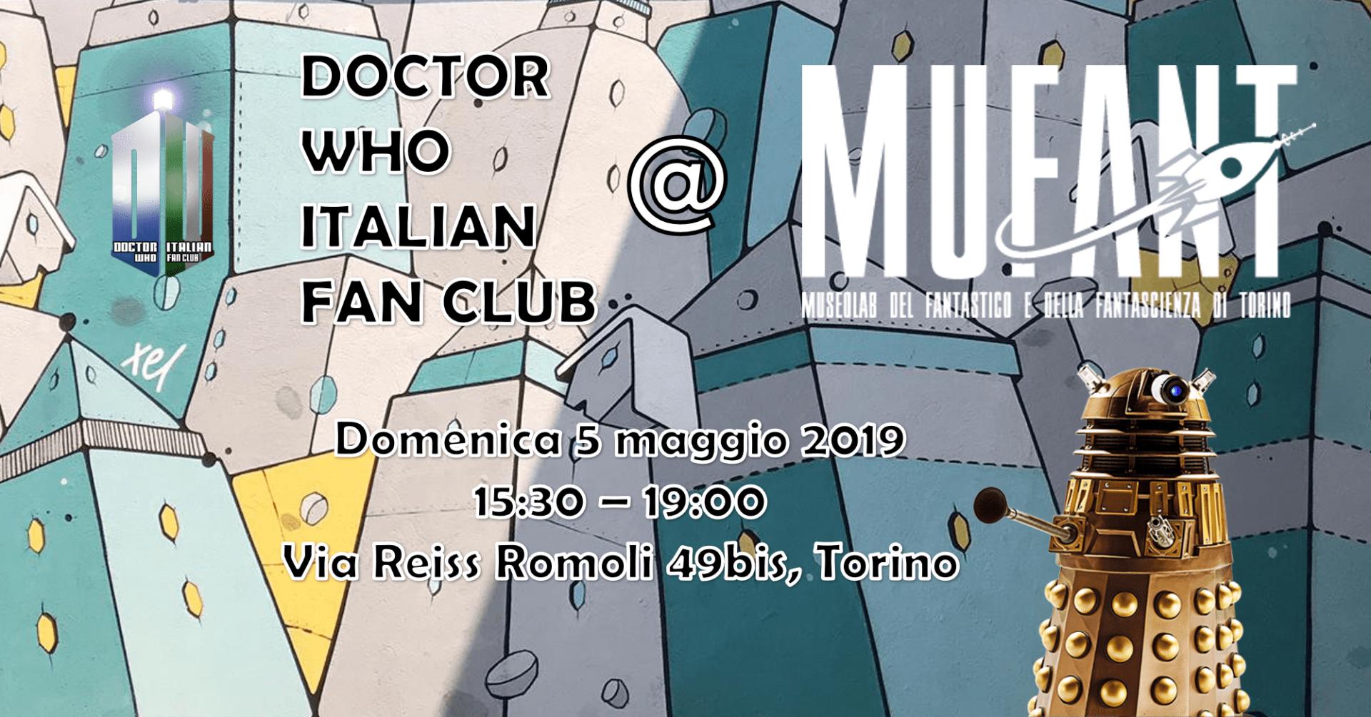 Doctor Who Italian Fan Club