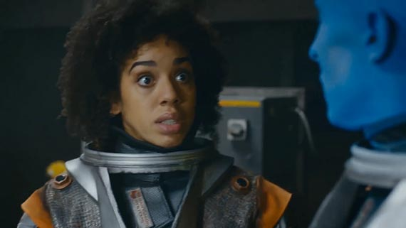 Doctor Who Oxygen Review | InkAshlings