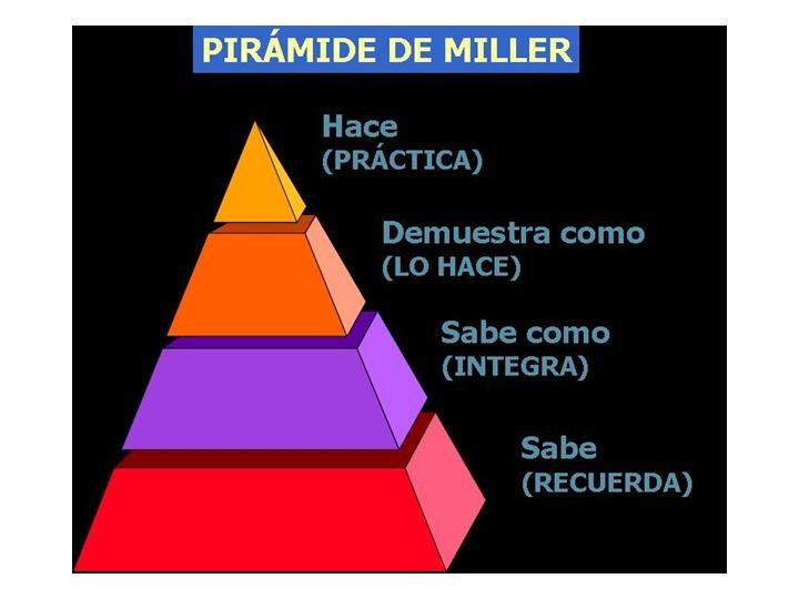 Pirámide de Miller