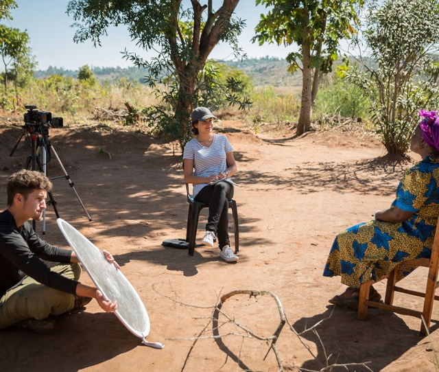 Chapman Students Travel All Over The World To Produce Films For The International Documentary Program In