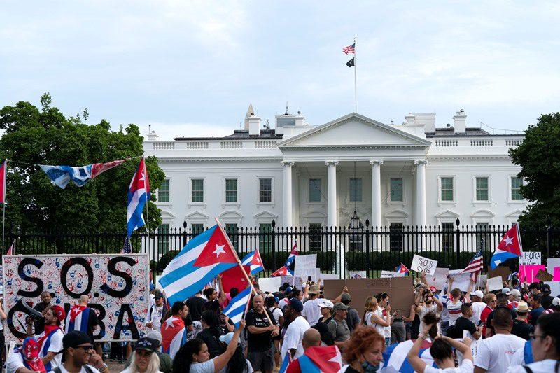 Αλληλεγγύη στον λαό της Κούβας