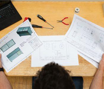 technische zeichnung vs. technische illustration