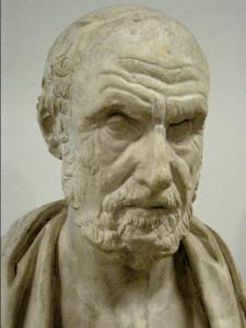 """Hippocrates: """"Laat uw voeding uw medicijn zijn en uw medicijn uw voeding"""""""
