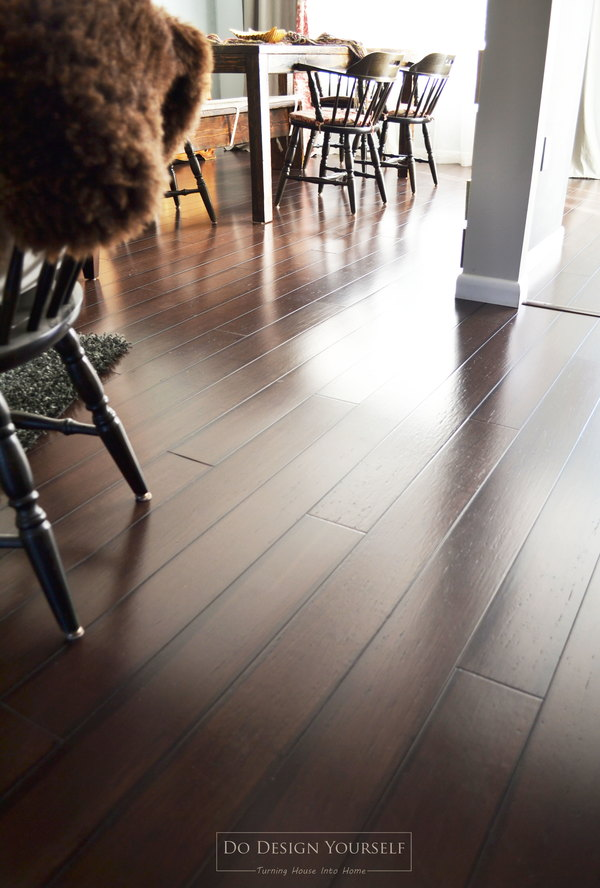What you should know about bamboo flooring dodesignyourself depending on the way it was manufactured bamboo flooring can be as strong as red oak or even stronger solutioingenieria Choice Image
