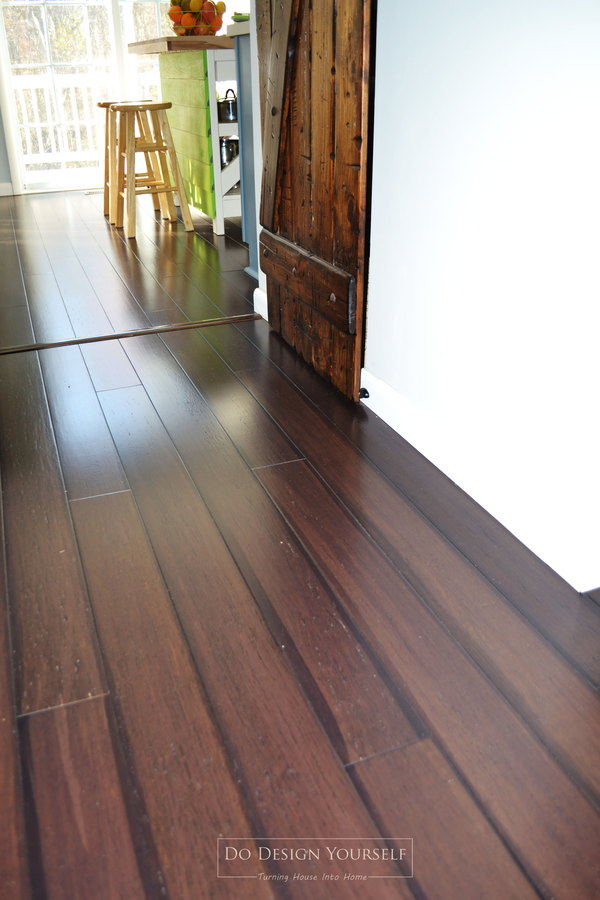 What you should know about bamboo flooring dodesignyourself bamboo flooring mainly comes in two modifications solutioingenieria Choice Image