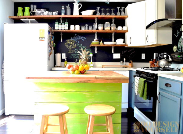 Six Alternatives To The Tile Backsplash That Are Practical ...