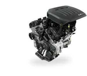 2016 Dodge Grand Caravan  V6 Engine Performance