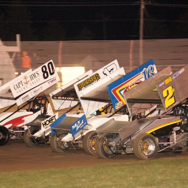 Bumper to Bumper IRA Outlaw Sprint Cars plus Badger Mod Tour