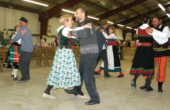 Folklore Dancers