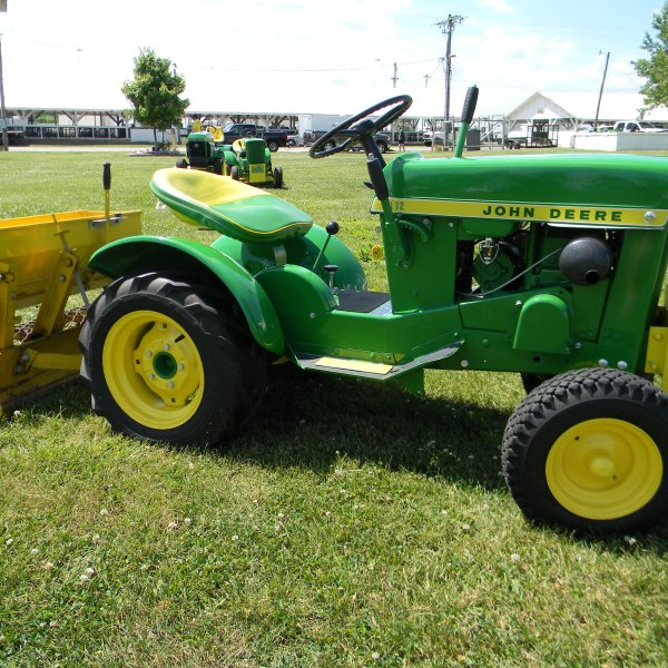 John Deere Weekend of Freedom Event Schedule