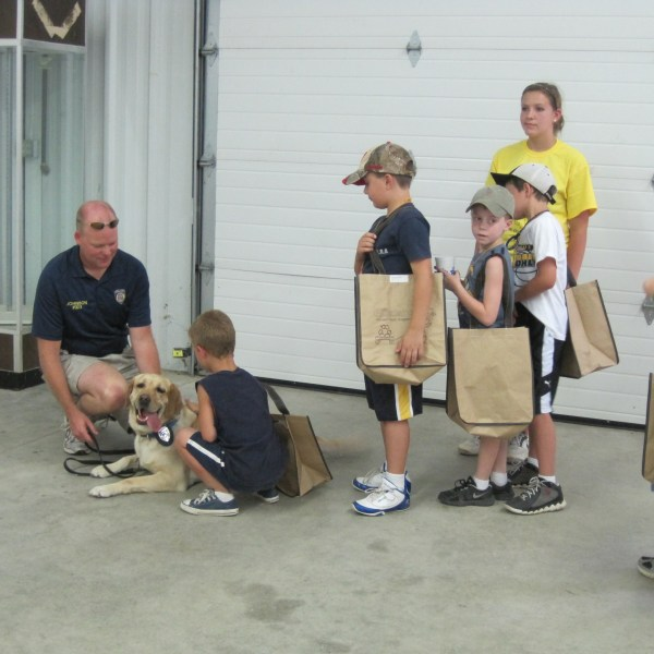 Kids, Cops and Canines Summer Day Camp