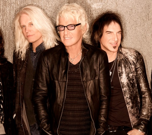 REO Speedwagon rocks the Fair on Friday