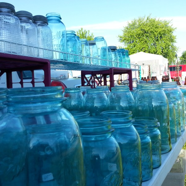 First Flea Market Weekend Opens New Event