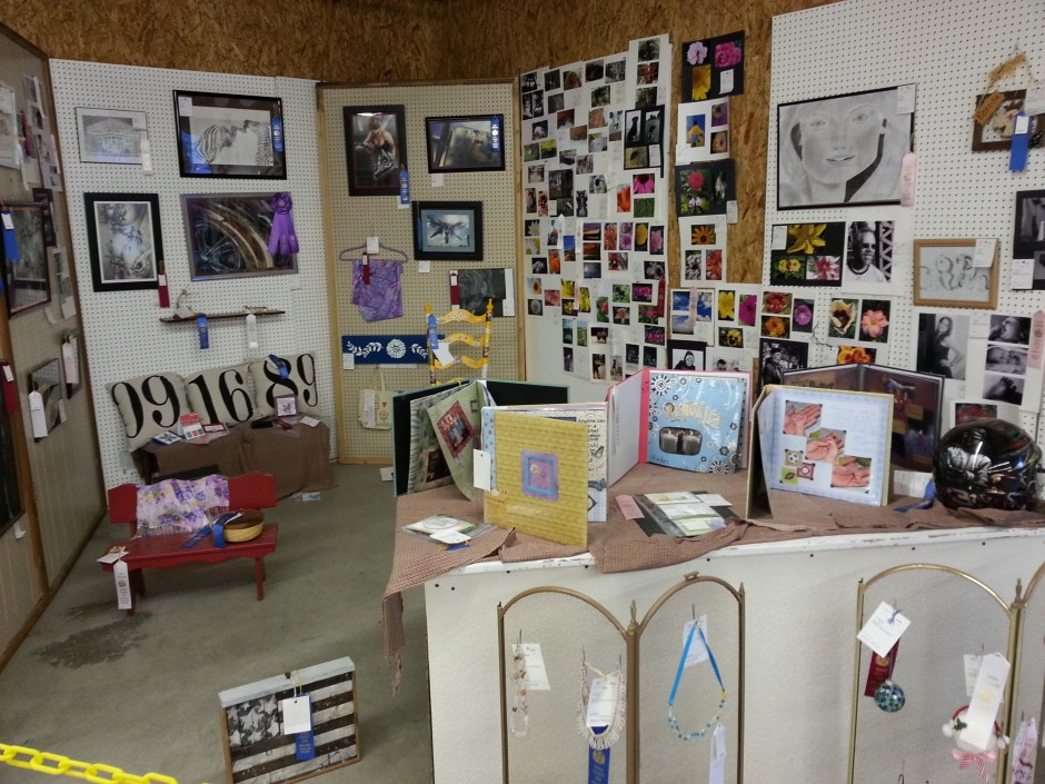 Open Class Cultural Art Display