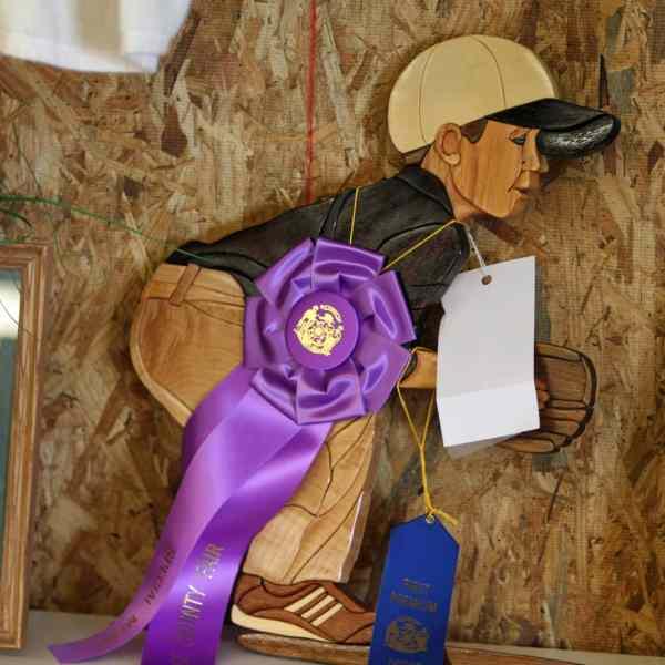 Junior Fair Woodworking Judging Results