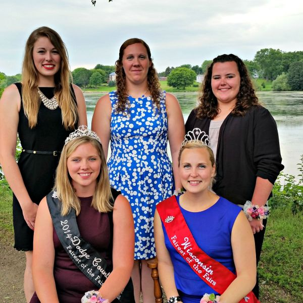 Three compete for Fairest of the Fair