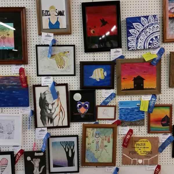 Junior Fair Cultural Arts Judging Results