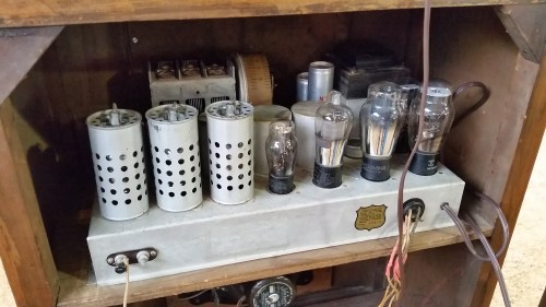Antiques at the Dodge County Flea Market