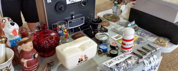 5 more Flea Markets to offer Unique Treasures