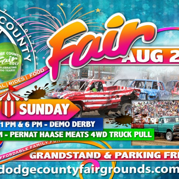 Sunday at the County Fair