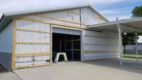 2018 Co-op Building Renovation