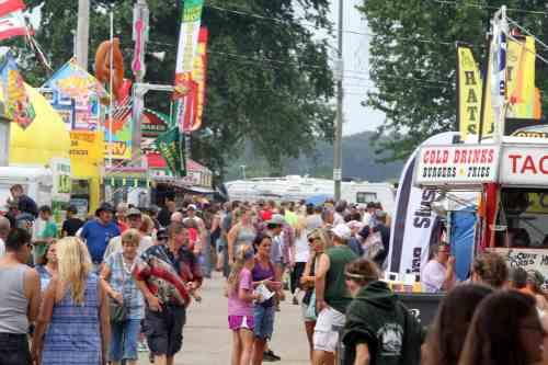 2018 Dodge County Fair Food Trucks
