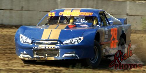 Jay Schaalma Daizy Sweeps DCSA Grand Nationals Drifting Dirt Track