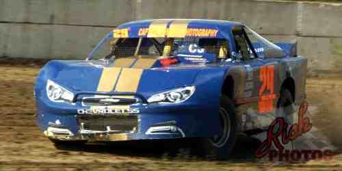 Jay Schaalma Daizy Sweeps DCSA Grand Nationals Drifting Dirt Track