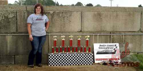 Brian's Body Works DCSA Trophy Sponsor