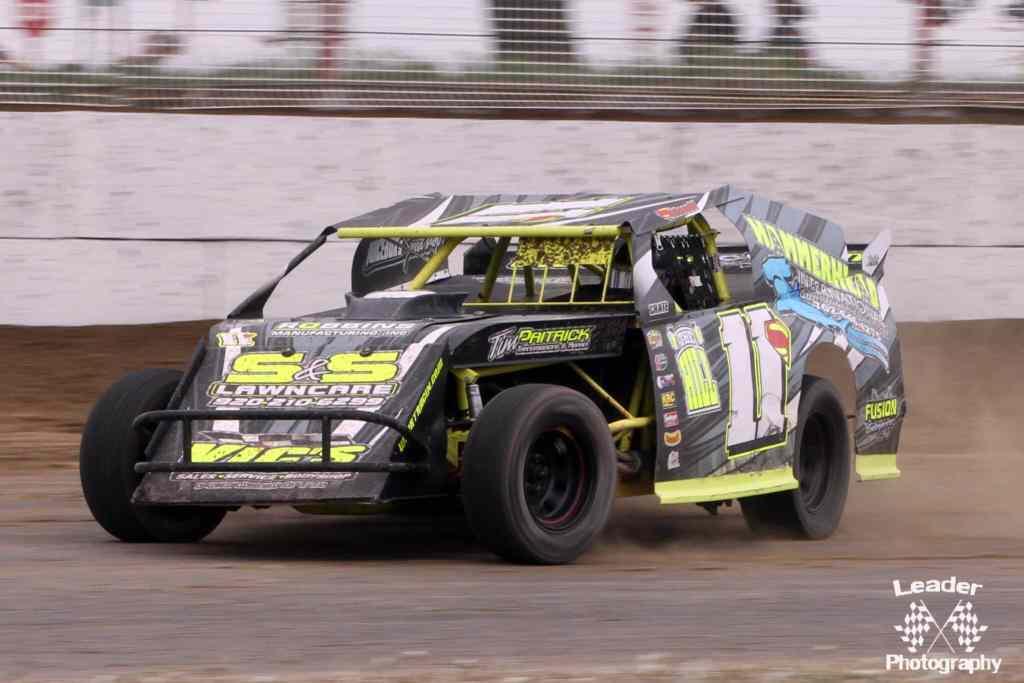 DCSA Jeff Schmuhl IMCA Sport Mod