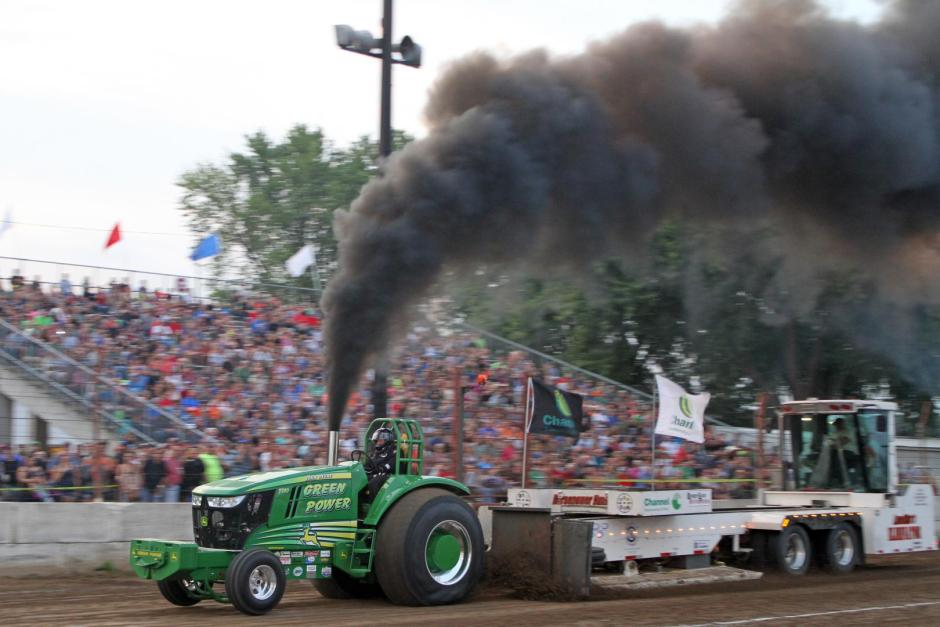 Dodge County Fair BSTP Tractor Pull