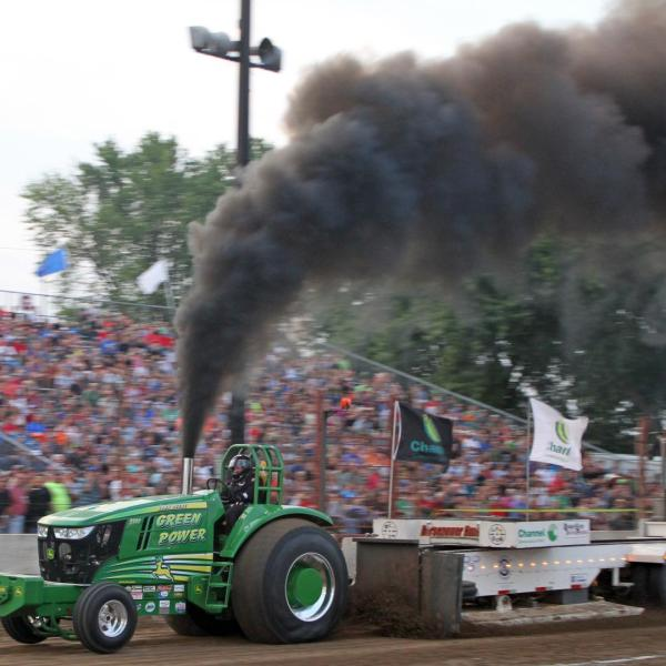 Badger State Tractor Pull returns for 2019 Fair