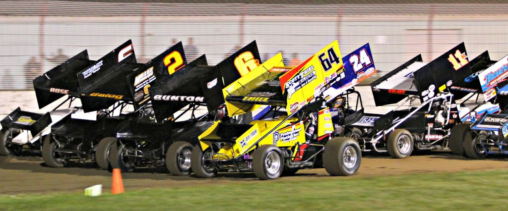 Dodge County Fairgrounds Speedway IRA Outlaw Sprints