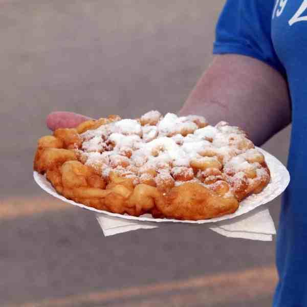 2018 Dodge County Fair Food Truck Menu