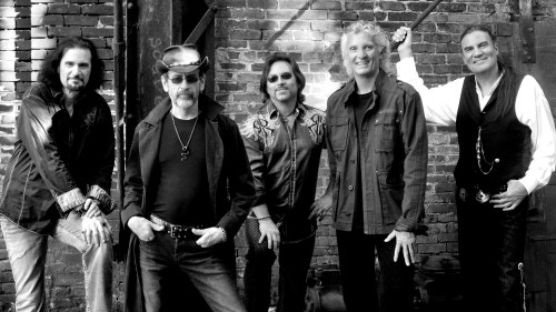Grand Funk Railroad at the Dodge County Fair