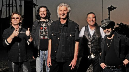 Grand Funk Railroad in concert Dodge County Fair