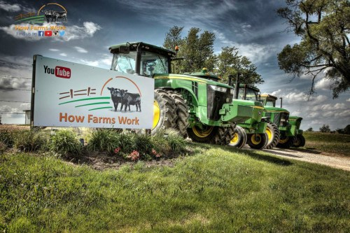 How Farms Work visit Dodge County Fair