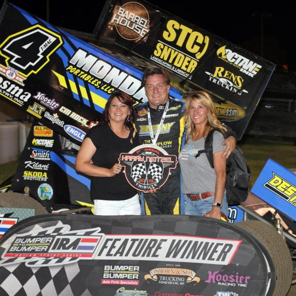 McCarl Victorious at Harry Neitzel Tribute