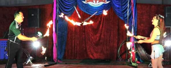 Family Circus at Fairgrounds April 25-26