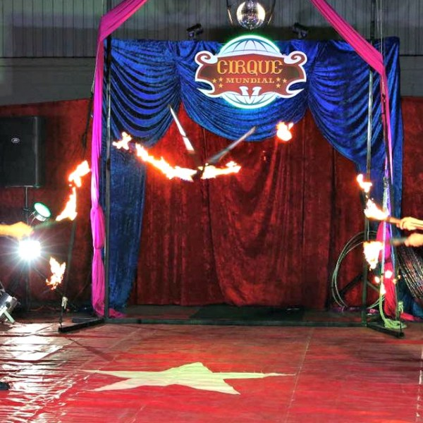 Family Circus at Fairgrounds April 25-26