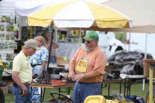 John Deere Collector Event and Parts Vendors